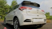 Motormind Design unveils Hyundai Elite i20 GT Styling Pack rear bumper