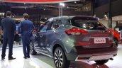 Nissan Kicks Buenos Aires 2017 rear