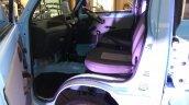 Piaggio Porter 700 door open