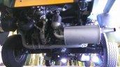 Piaggio Porter 700 silencer exhaust