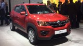 Production-spec Renault Kwid for Latin America unveiled front quarter