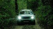 Renault Duster pickup headlamp in India