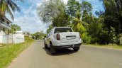 Renault Duster pickup in India