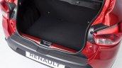 Renault Kwid Brazilian spec boot space
