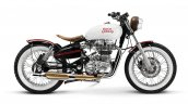 Royal Enfield Classic 500 custom build by In line3 Customs