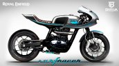Royal Enfield Continental GT Surf Racer