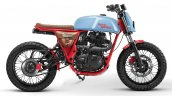 Royal Enfield Continental GT custom build by TNT Motorcycles
