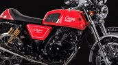 Royal Enfield Continental GT lookalike Stallions Centaur Slam red side
