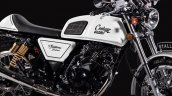 Royal Enfield Continental GT lookalike Stallions Centaur Slam white side