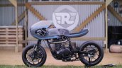 Royal Enfield Continental GT still side