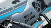 Royal Enfield Continental GT studio fuel tank