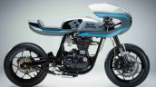 Royal Enfield Continental GT studio side