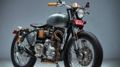 Royal Enfield Swar by RS Moto front three quarter right