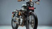 Royal Enfield Swar by RS Moto front three quarter