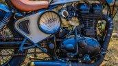 Royal Enfield Thunderbird 350 Rudra by Maratha Motorcycles engine