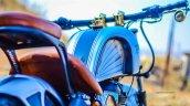 Royal Enfield Thunderbird 350 Rudra by Maratha Motorcycles fuel tank
