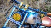 Royal Enfield Thunderbird 350 Rudra by Maratha Motorcycles headlamp