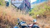 Royal Enfield Thunderbird 350 Rudra by Maratha Motorcycles side