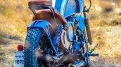Royal Enfield Thunderbird 350 Rudra by Maratha Motorcycles taillamp