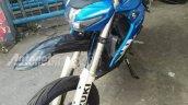 Suzuki GSX-S150 modified trail bike front nose
