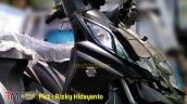 Suzuki Nex spy shot indicator front