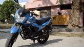 TVS Victor review still front three quarter