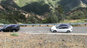 Tesla Model 3 road testing