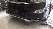 Toyota Innova Crysta Custom bumper by ATIVUS