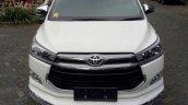 Toyota Innova Crysta Custom front by ATIVUS