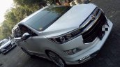 Toyota Innova Crysta Custom front quarter by ATIVUS