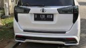 Toyota Innova Crysta Custom rear by ATIVUS