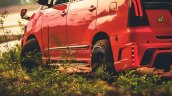 Toyota Innova taillamp Evo Customz
