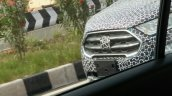 USA-spec 2018 Ford EcoSport grille spotted