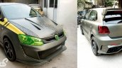VW Polo F-86 SABRE by Modsters Automotive front and rear