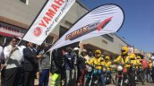 Yamaha Crux Rev Kenya launch