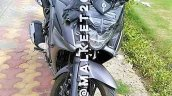 Yamaha Fazer 250 (Yamaha Fazer 25) spy shot grey front