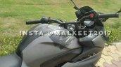 Yamaha Fazer 250 (Yamaha Fazer 25) spy shot grey handlebar