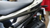 Yamaha NVX 155 Camo Vietnam launch badging