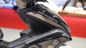 Yamaha NVX 155 Camo Vietnam launch front apron