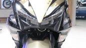 Yamaha NVX 155 Camo Vietnam launch headlamp