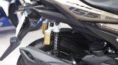 Yamaha NVX 155 Camo Vietnam launch rear suspension