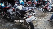 Yamaha V-Ixion R delivery Indonesia rear three quarter
