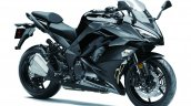 2017 Kawasaki Ninja 1000 black front three quarter