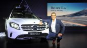 2017 Mercedes GLA (facelift) India launch