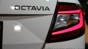 2017 Skoda Octavia (facelift) badge launched in India