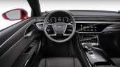 2018 Audi A8 (4th gen) interior unveiled