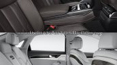 2018 Audi A8 vs. Audi 2014 Audi A8 - Old vs. New rear seats