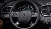 2018 Kia Sorento (facelift) steering wheel