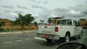 2018 Mahindra Pik-Up (Scorpio Getaway) single cab spotted rear quarter