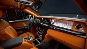 2018 Rolls-Royce Phantom dashboard
